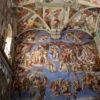 【美術史裏話】ミケランジェロはシスティーナ礼拝堂の天井画を嫌々描いていた?!!