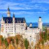【ドイツ】まるでシンデレラ城 ノイシュバンシュタイン城の魅力紹介